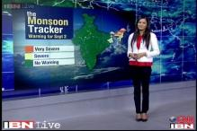 Monsoon tracker: Severe rainfall expected across North Eastern States