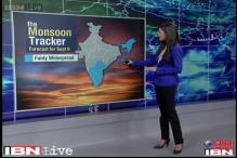 Monsoon tracker: Widespread rainfall expected in South India