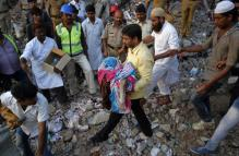 Mumbai building collapse: Shiv Sena blames BMC commissioner