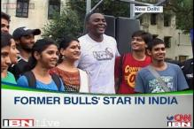 Former NBA star Horace Grant praises young Indian players