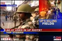 News 360: Police suspect use of AK 47 rifles in Muzaffarnagar riots