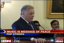 News 360: Zubin Mehta receives Tagore Award ahead of peace concert