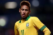 Neymar hits back at jibe from Australia striker