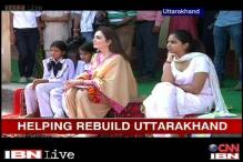 Nita Ambani's Uttarakhand visit brings hope for school children