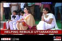 Nita Ambani's Uttarakhand visit brings hope for school children