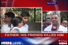 NRI youth murder: Father demands justice for his son