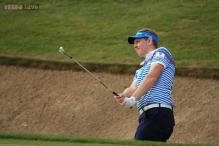 Bjorn, Gallacher share lead at European Masters