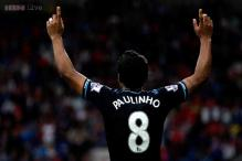Paulinho gives Tottenham 1-0 victory over Cardiff