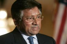 Pervez Musharraf booked for murder of cleric during Lal Masjid operation
