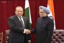 Manmohan, Nawaz Sharif accept each other's invitations for visits