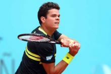 Milos Raonic beats Tomas Berdych to win Thailand Open