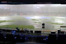 Mumbai vs Otago match abandoned due to heavy rain in Ahmedabad