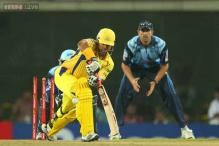 CLT20: Chennai Super Kings beat Titans by 4 wickets in a high-scoring game