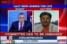 Newsmaker of the Day: Lalit Modi