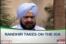 IOA has to back down: Randhir Singh