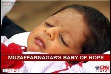 Woman in riot-hit Muzaffarnagar adopts abandoned baby girl