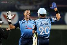 CLT20: Davids, Rudolph guide Titans to easy win