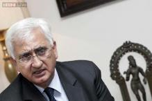 Conducive atmosphere essential for PM-level talks: Khurshid