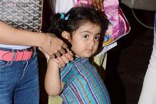 Snapshot: Meet Samara, Rishi and Neetu Kapoor's grand daughter