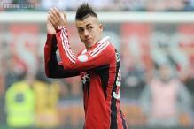AC Milan's El Shaarawy injured, out of Ajax trip