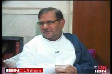 Sharad Yadav detained on way to pro-reservation rally