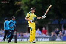 Shaun Marsh says Scotland thrashing 'worthwhile'