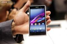 Sony Xperia Z1 with 20.7MP camera launched in India at Rs 44,990