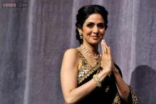 Sridevi's next is a bilingual?