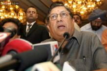 BCCI president N Srinivasan to stand for re-election at AGM