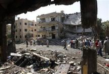 Syria discloses some details of its chemical arsenal to arms watchdog, more to come