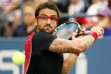 Tipsarevic upset in 1st round at St. Petersburg