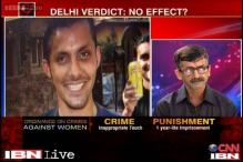 Is the verdict in the Delhi braveheart case making no difference on the ground?