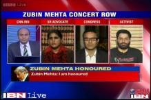Is Zubin Mehta's Kashmir concert just music or 'politics'?