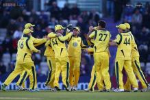 Australia to arrive on Oct 5 for India series