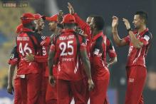 Trinidad and Tobago beat Titans by six runs via D/L method