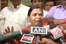 SP should be ready to face the fallout if BJP MLAs are arrested, warns Uma Bharti