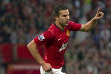 Van Persie absence highlights Manchester United's limitations