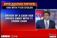 Delhi: Driver of CMS cash van runs away with Rs 49 lakh cash