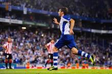 Espanyol beat Athletic Bilbao 3-2 in Spanish League