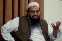 Wanted in US and India, Hafiz Saeed openly leads mass rally in Pakistan