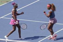 Serena, Venus enter US Open women's doubles semi-finals
