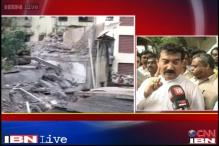 Local leader blames officials for Mumbai building collapse
