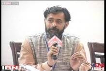 AAP leader Yogendra Yadav hints at politics behind the UGC axe