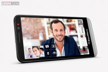 BlackBerry Z30 launched in India: 5-inch display, 8MP camera, Rs 39,990