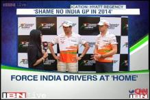 Adrian Sutil, Paul di Resta hope Indian GP returns in 2015