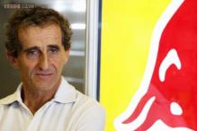 Formula One legend Alain Prost ventures into electric racing