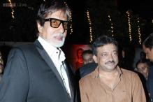 No pinch for RGV in my heart: Amitabh Bachchan