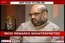 Modi's views on Unnao excavation misinterpreted: Shah