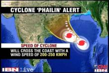 Andhra power utilities gear up to tackle cyclone 'Phailin'