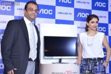 AOC launches 23-inch full HD 3D LED Razor TV at Rs 19,990